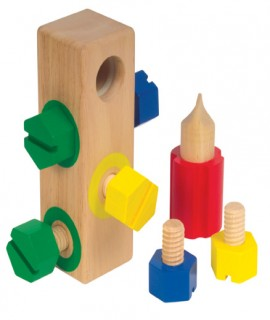 Guidecraft Screw Block