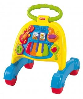 Fisher-Price Brilliant Basics Musical Activity Walker