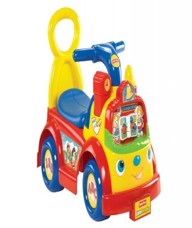 Fisher-Price LP Time to Learn Ride-On