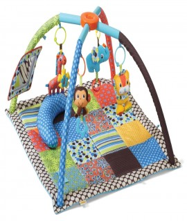 Infantino Square Twist and Fold Activity Gym