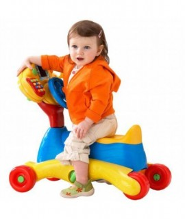 VTech - 3 - In - 1 Smart Wheels