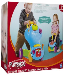 Playskool step start walk