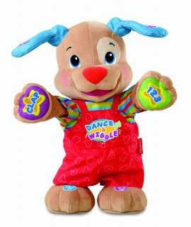 Chó vũ điệu Fisher-Price Laugh & Learn Dance And Play Puppy