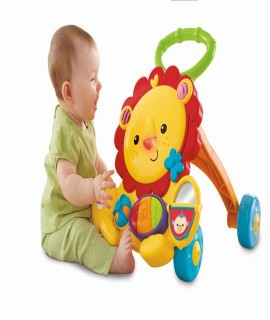 Fisher-Price Musical Walker, Lion