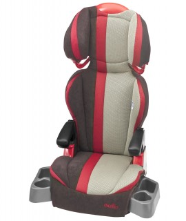 Evenflo Big Kid High Back SI Car Seat Booster