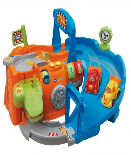 VTech Go! Go! Smart Wheels- 2-in-1 Race Track