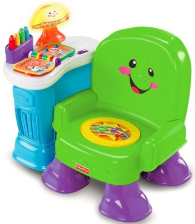 Fisher-Price Laugh & Learn Song & Story Chair