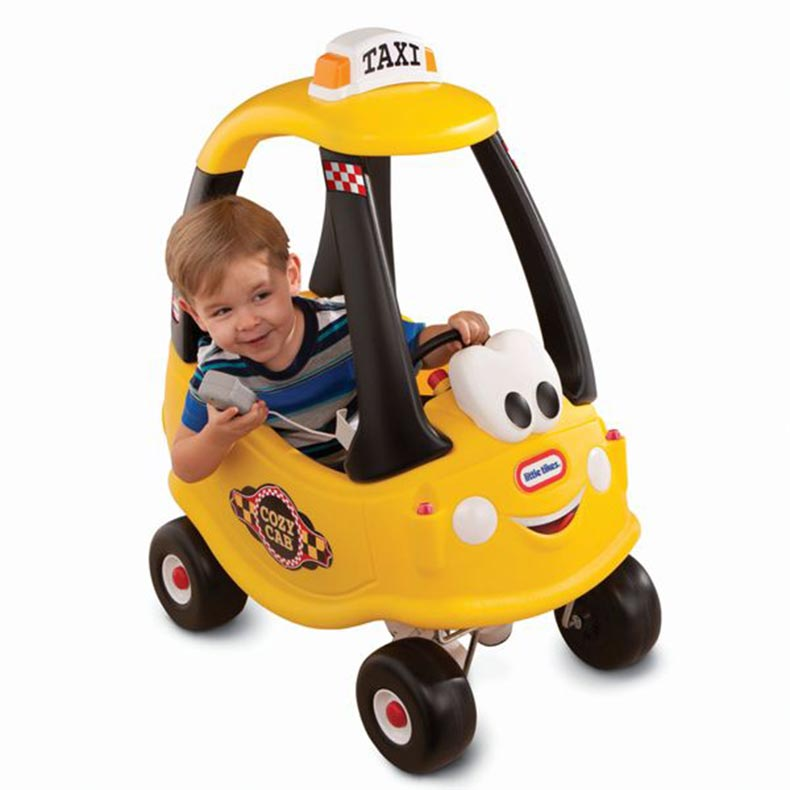 Little Tikes Cozy Coupe Cab Push Car