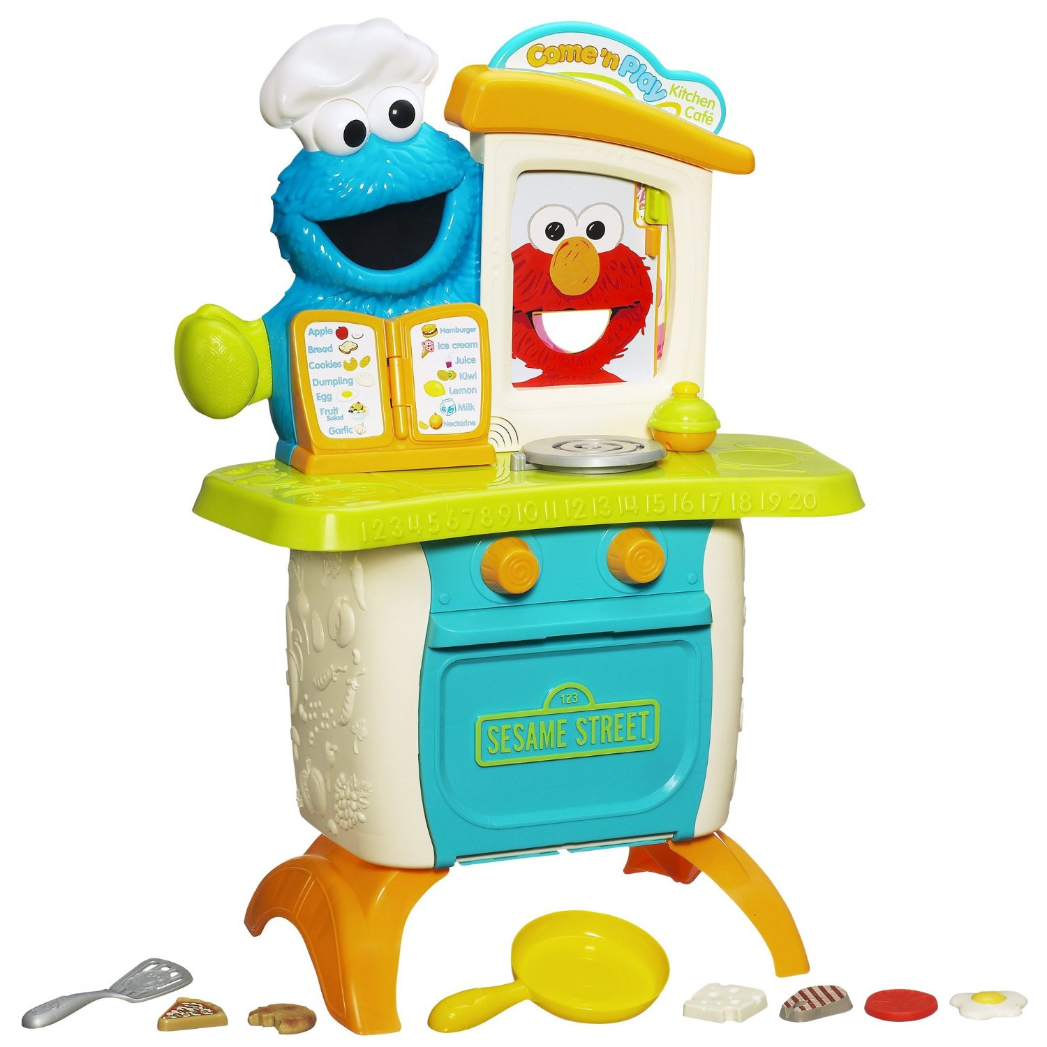 Playskool Sesame Street Come