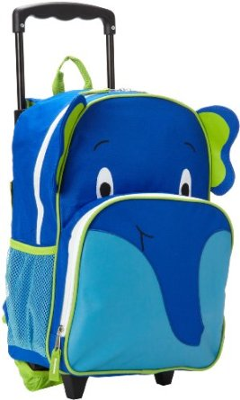 Trailmaker Boys 8-20 Elephant Rolling Backpack